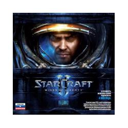 StarCraft 2: Wings of Liberty (key to e-mail)
