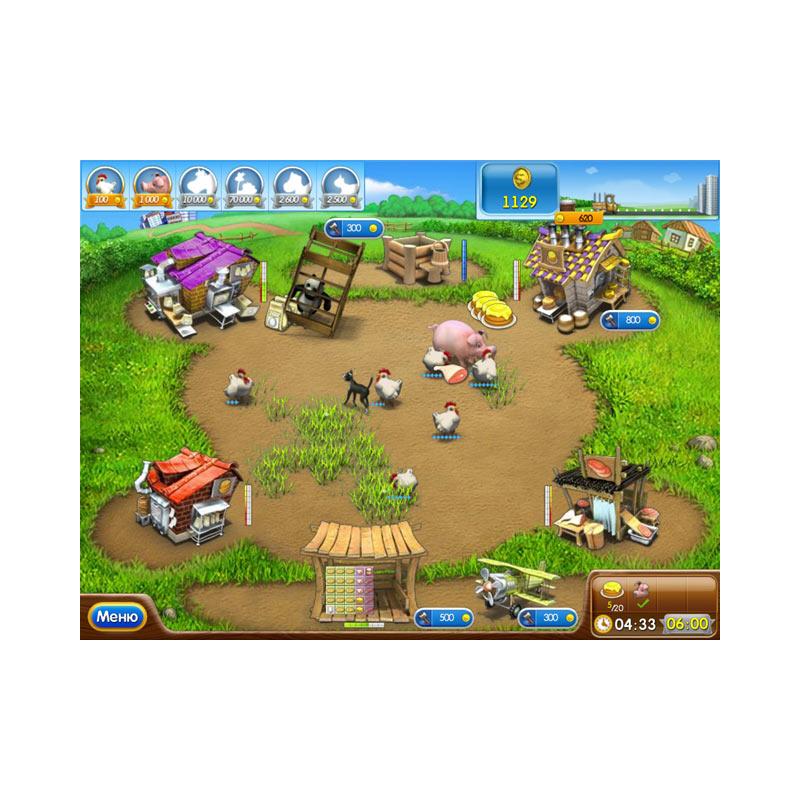 Бесплатные игры глюкоза зубастая ферма